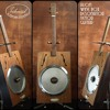 #49 Alion Wine Box Guitar - Acoustic Clean