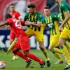 Radioverslag bij de 1-4 van Edouard Duplan tijdens FC Twente - ADO Den Haag