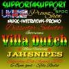 SUPPORT4SUPPORT PROMO SHOW ft. VILLA DUTCH