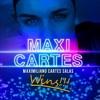 NO TE AGUANTO MAS - Mixer Zone Dj Maxi Cartes - LOS TURROS Portada del disco