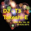 DJ T3 EDM Mix Vol 26