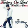 Thinking Out Loud (The First Dance Edition) DJ Manny