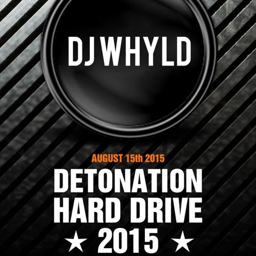 Detonation Hard Drive 2015