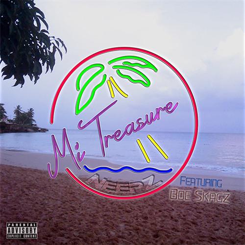 NeepZ - Mi Treasure (feat. Boe Skagz)