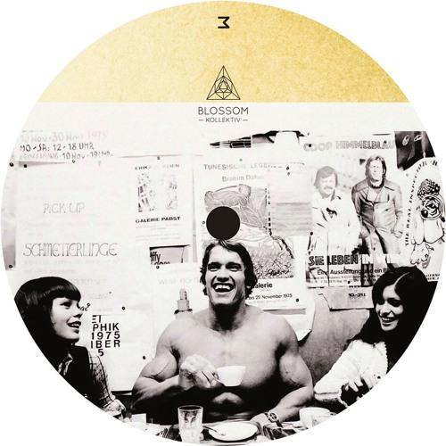 [BLK20] Matthias Vogt  - Solace EP  ( Oliver Gehrmann / JEPE Remixes ) / vinyl only / (Snippets)