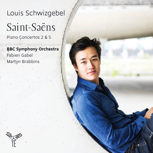 "Saint-Saëns - Piano Concerto No. 5 ""The Egyptian""(Allegro animato) Louis Schwizgebel"