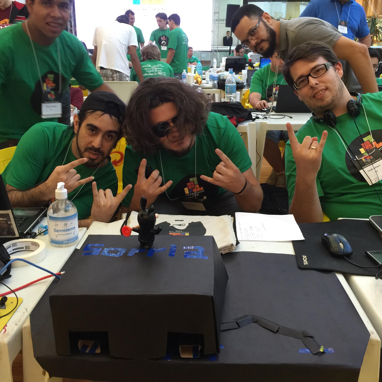 JorgeCast S2E1 - Hackathon TICNOVA Maringá
