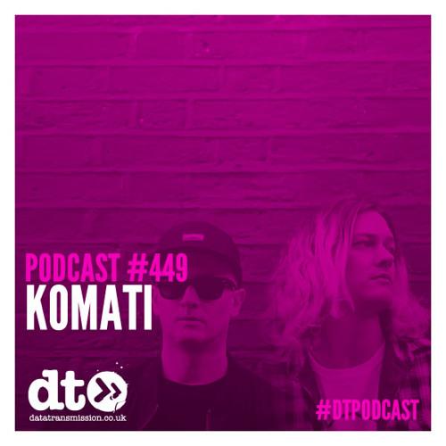 DTP449 - Komati - Datatransmission