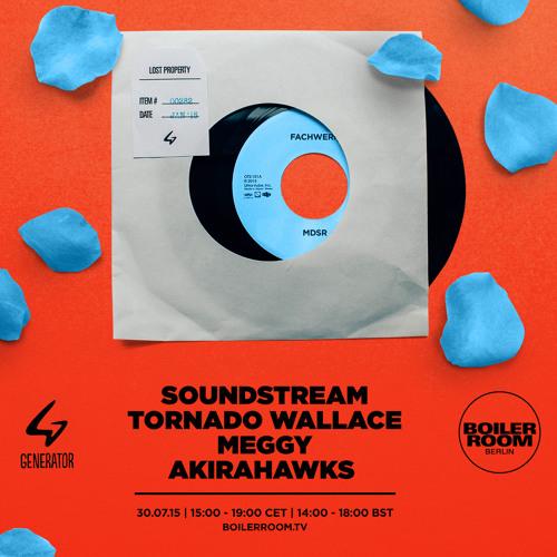 Soundstream Boiler Room x Generator Berlin DJ Set by Boiler Room