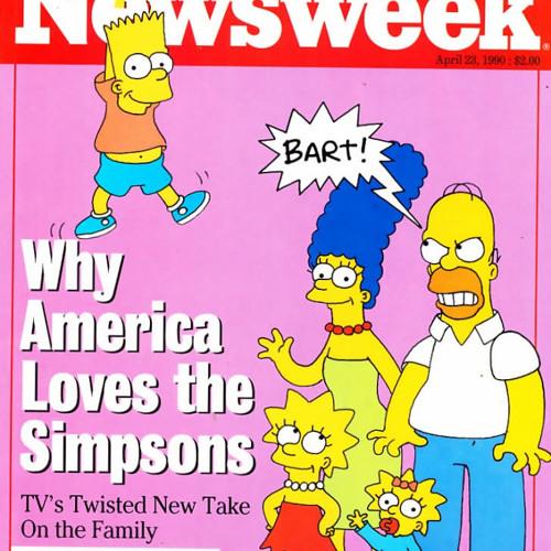 Matt Groening on Whad'ya Know