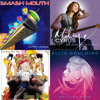 Smashmouth, Miley Cyrus, Gwen Stefani & Ellie Goulding - Hollaback Allstar Burn Party (Mashup)