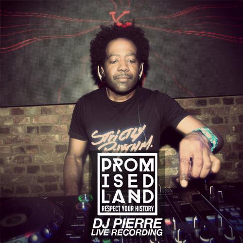 DJ Pierre Live recording