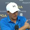 Filthy Jordan Spieth 2015 PGA Championship Post Round Comments