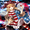 Touhou 15 Legacy of Lunatic Kingdom - Pierrot of the Star-Spangled Banner