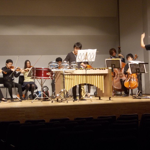 Shuko Mizuno Concerto for solo Vibraphone and Strings orchestra