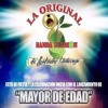 La Original Banda Limón - Mayor De Edad (Angel González Elektro Mix) [DEMO]