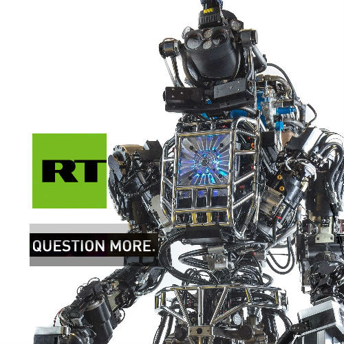 Terminator-like Atlas Robot: rise of robot wars?