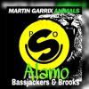 Animals Vs Alamo [Martin Garrix Tomorrowland Mashup 2015]