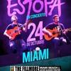 Estopa En Concierto, New York & Miami ¡No te lo pierdas!!
