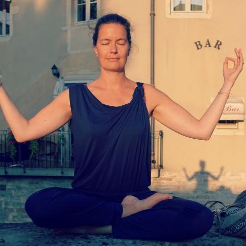 Balancerende en harmoniserende ademhalingsoefening