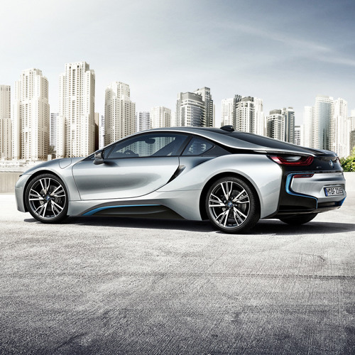 Bmw I8 Engine Sound