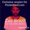 Zoo Brazil live from Södra Teatern - See full video at Pocketbeat.com