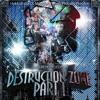 Pyrut @ Hakkuh Dan - Destruction Zone - Part 1! [LIVE Recorded]
