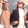 Download إنكتب لي أحبك - أداء - حسين آل لبيد و منير البقمي Mp3