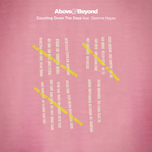 Above & Beyond feat. Gemma Hayes - Counting Down The Days (Alex Shore Remix)