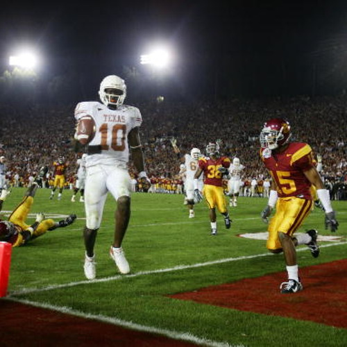 Vince young rose bowl pictures #7