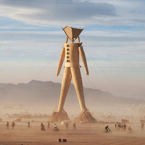 The 10 Principles Of Burning Man - Graham Bolger Mix
