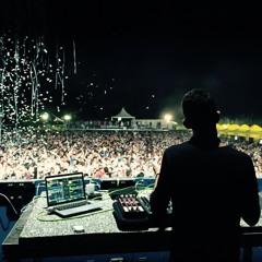 Fabio Florido LIVE at Medusa Sunbeach Festival (Techno Area) I Valencia, Spain (August 2015)