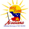 Arise and Shine Acadiana 8-20-15 News Around the World and Around Acadiana