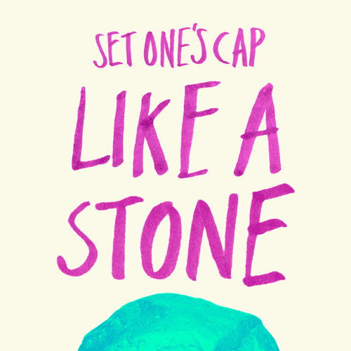 Album cover for Set One's Cap - Like a Stone