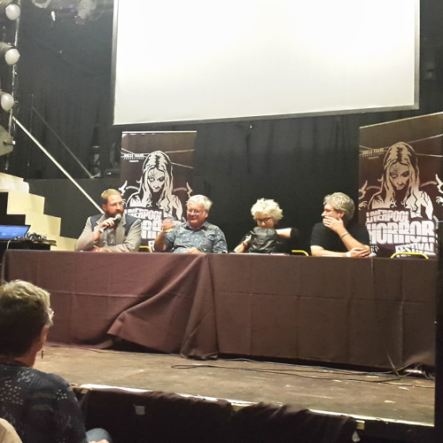Liverpool Horror Festival 2015 Paul Kane