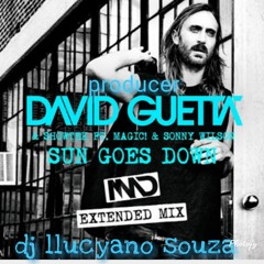 David Quetta & Showtek - SUN GOES DOWN  Original Mix(Dj llucyano Souza)