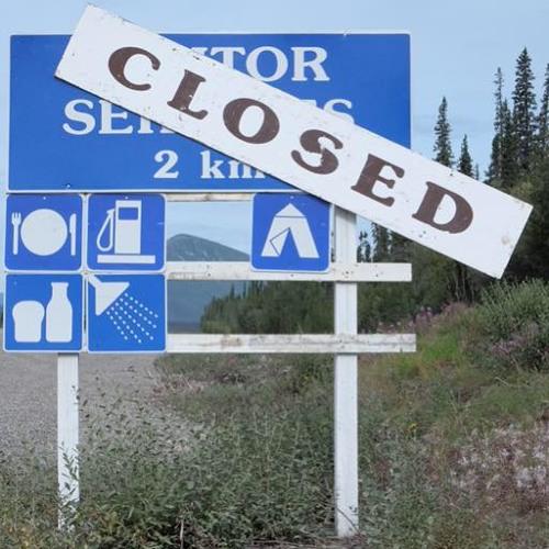 Documenting disappearing Alaska Highway roadhouses