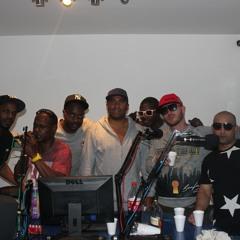 DJ Sizzla Ft. MCs Kie,Secret Agent, Dirty James, Preshus,Hyperactive & RB - ImInRadio 19/8/15