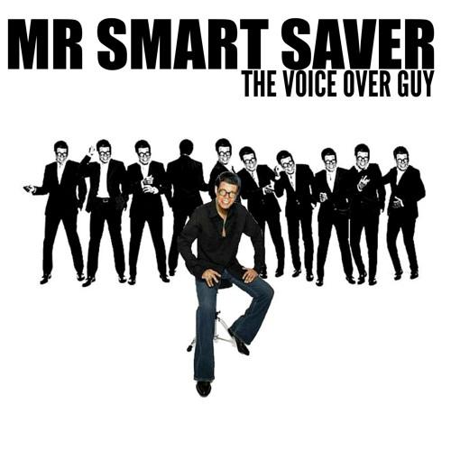 Mr Smart Saver Voice Overs  - TV - Radio Weather Image Promo