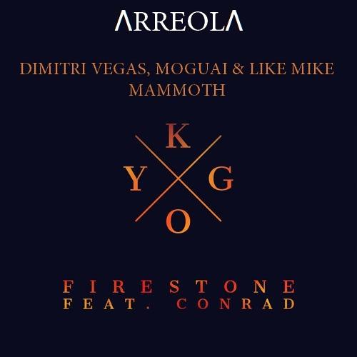 Dimitri Vegas, MOGUAI & Like Mike vs Kygo - Mammoth vs Firestone (DV & LM Mashup)