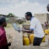Data Driven Water Management
