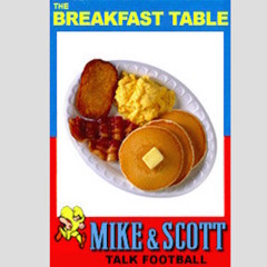 The Breakfast Table Podcast: Fantasy Football WRs (8/20/2015)