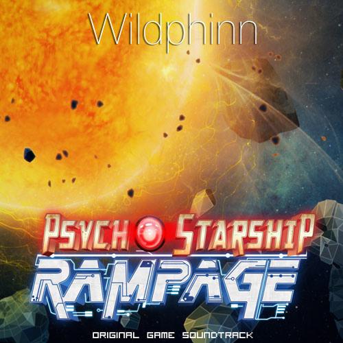 Space Graveyard (Psycho Starship Rampage OST) (Work in Progress)