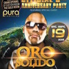 ORO SOLIDO MIX- LIVE INSIDE PURA CLUB SAN FRANCISCO 9-19-2015