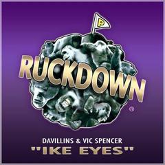 """""""IKE EYES"""" Vic Spencer DaVIllins"""