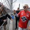 David Letterman has sights on team title in IndyCar