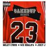 Miley Cyrus - 23 (ft Wiz Khalifa and Juicy J) [Caked Up Remix]