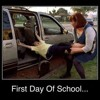 First Day Of School Disasters