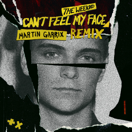 The weeknd-cant feel my face скачать