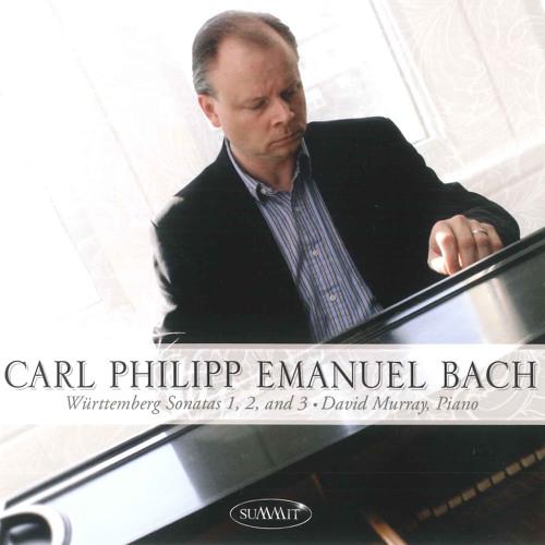 C.P.E Bach, Württemberg Sonata No. 1 In Am